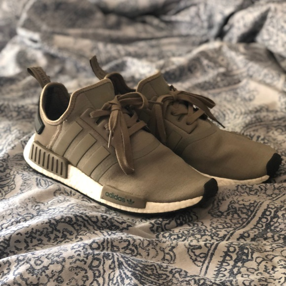 5b736400969c adidas Other - Adidas NMD R1 Trail Trace Cargo Olive Green